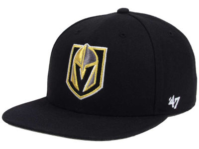 Vegas Golden Knights '47 NHL Sure Shot Snapback Cap