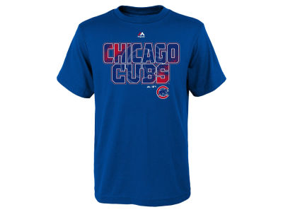 Chicago Cubs Outerstuff MLB Youth Spark T-Shirt
