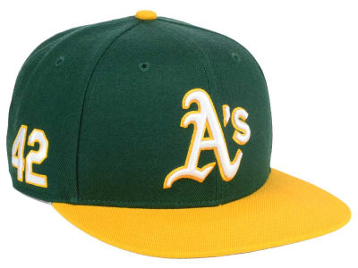Oakland Athletics Jackie Robinson '47 MLB '47 Team Collection