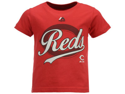 Cincinnati Reds Outerstuff MLB Toddler The Game Cotton T-Shirt