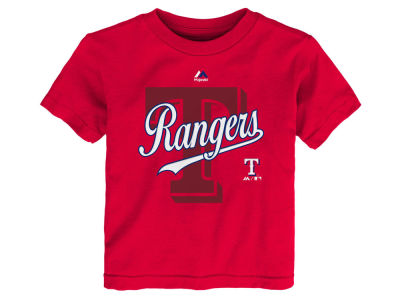 Texas Rangers Outerstuff MLB Toddler The Game Cotton T-Shirt