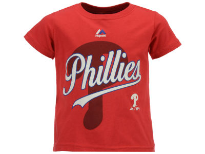 Philadelphia Phillies Outerstuff MLB Toddler The Game Cotton T-Shirt