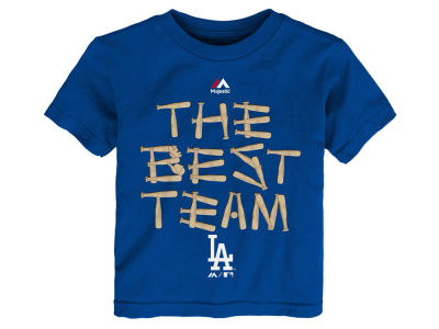Los Angeles Dodgers Outerstuff MLB Toddler The Best Team T-Shirt
