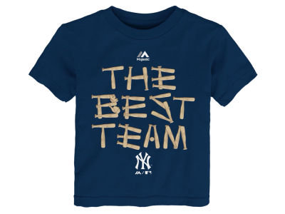 New York Yankees Outerstuff MLB Toddler The Best Team T-Shirt