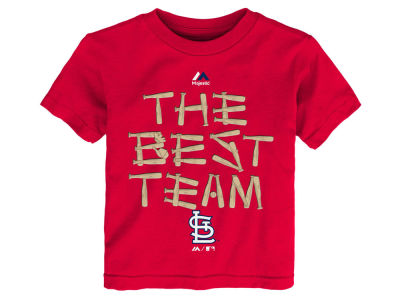 St. Louis Cardinals Outerstuff MLB Toddler The Best Team T-Shirt