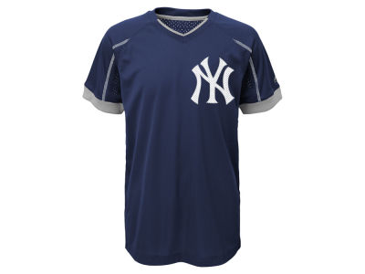 New York Yankees Outerstuff MLB Kids Emergence Crew T-Shirt