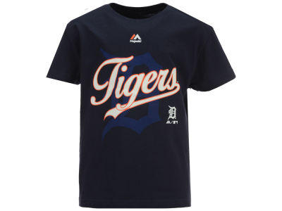 Detroit Tigers Outerstuff MLB Kids The Game Cotton T-Shirt