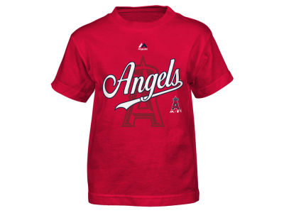 Los Angeles Angels Outerstuff MLB Kids The Game Cotton T-Shirt