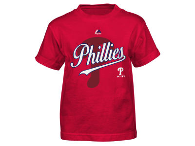 Philadelphia Phillies Outerstuff MLB Kids The Game Cotton T-Shirt
