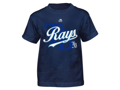 Tampa Bay Rays Outerstuff MLB Kids The Game Cotton T-Shirt