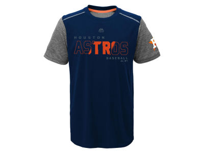 Houston Astros Outerstuff MLB Youth Club Series Cool Base T-Shirt