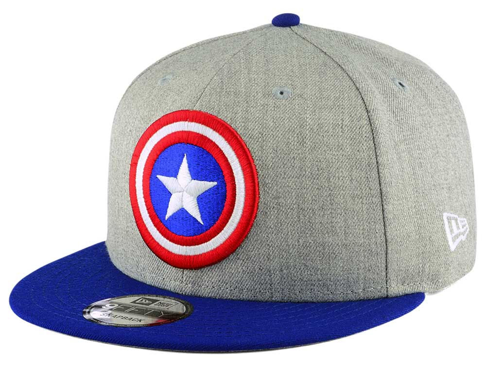 reputable site a22ae 89326 canada marvel be heather action 9fifty snapback cap 29660 b5090