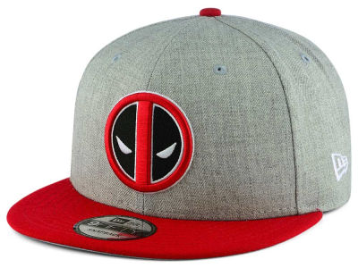 Marvel Be Heather Action 9FIFTY Snapback Cap