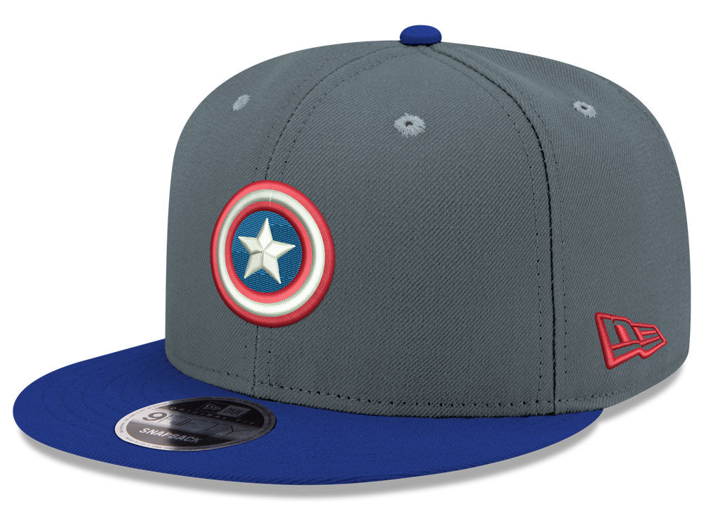 cheap for discount 8b615 e3e8a ... order marvel jr. heather action 9fifty snapback cap lids bbfd4 ffa97