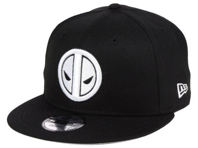 Soyez Black White chapeau de 9FIFTY Snapback