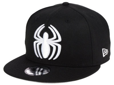 Marvel Be Black White 9FIFTY Snapback Cap