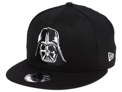 Star Wars Be Black White 9FIFTY Snapback Cap