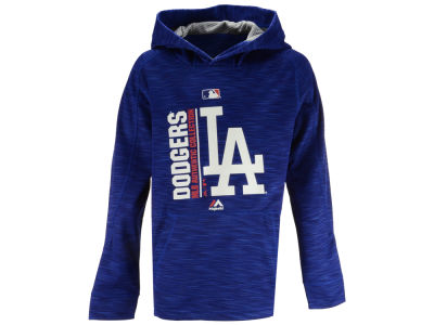 Los Angeles Dodgers Outerstuff MLB Youth AC Team Icon Hoodie