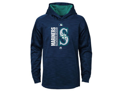 Seattle Mariners Outerstuff MLB Youth AC Team Icon Hoodie