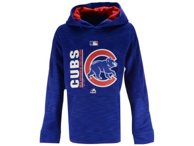 Chicago Cubs Outerstuff MLB Youth AC Team Icon Hoodie