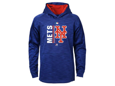 New York Mets Outerstuff MLB Youth AC Team Icon Hoodie