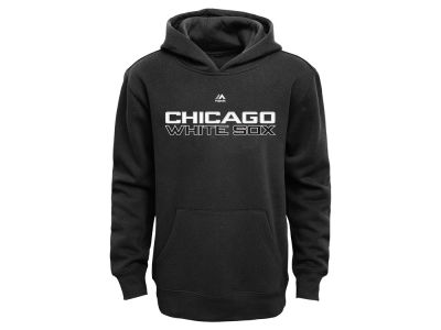 Chicago White Sox MLB Youth Wordmark Fleece Hoodie