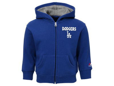 Los Angeles Dodgers Outerstuff MLB Toddler Inside the Park Full Zip Hoodie