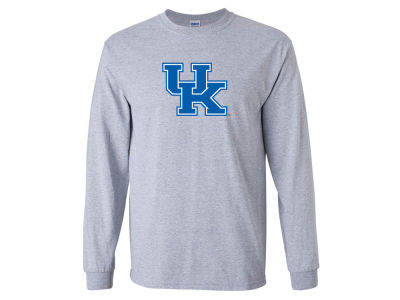 Kentucky Wildcats NCAA Men's Large Interlock Long Sleeve T-Shirt