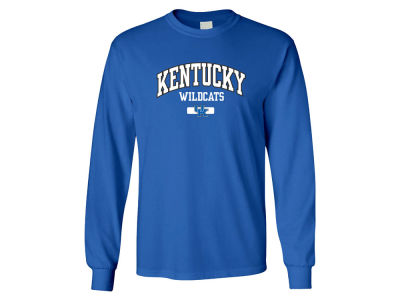 Kentucky Wildcats NCAA Men's Big Arch Long Sleeve T-Shirt