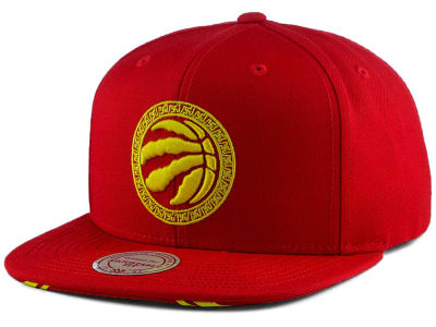 Toronto Raptors Mitchell and Ness CNE Snapback Cap
