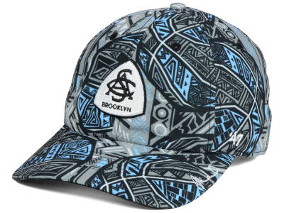 Brooklyn Smart Set Athletic Club '47 Yo Wadash '47 CLEAN UP Cap