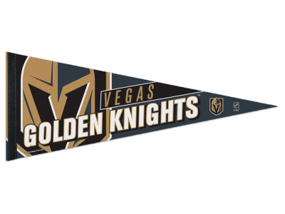 Vegas Golden Knights 12x30in Pennant