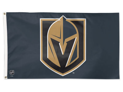 Vegas Golden Knights 3x5 Deluxe Flag