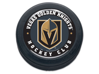 Vegas Golden Knights Wincraft Flat Team Puck