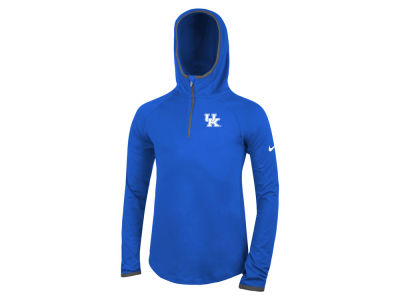 Kentucky Wildcats Nike NCAA Girls Element Logo Zip Hoodie