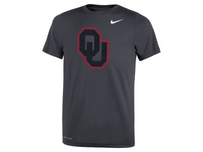 Oklahoma Sooners Nike NCAA Youth Legend Travel T-Shirt
