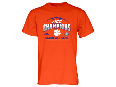 Clemson Tigers 2016 NCAA Men's ACC Champ T-Shirt