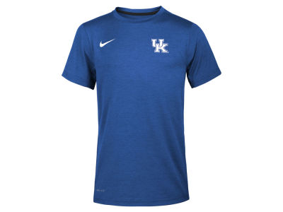 Kentucky Wildcats Nike NCAA Youth Dry Coach Short Sleeve T-Shirt