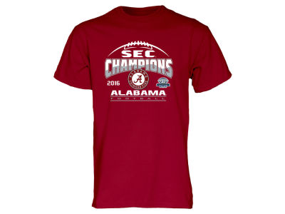 Alabama Crimson Tide 2016 NCAA Men's SEC Champ T-Shirt