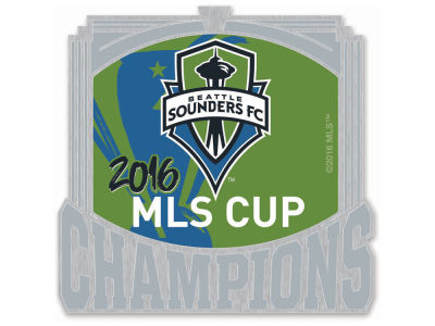 Seattle Sounders FC Marquee Pin Event