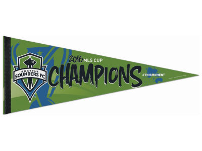 Seattle Sounders FC 12x30 Event Premium Pennant