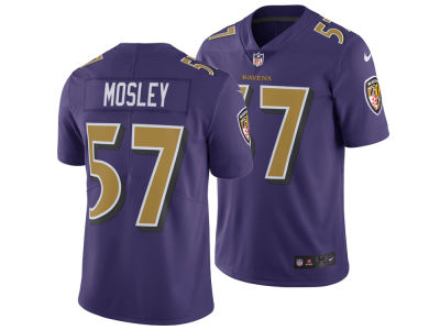 Baltimore Ravens C.J. Mosley Nike NFL Men's Limited Color Rush Jersey
