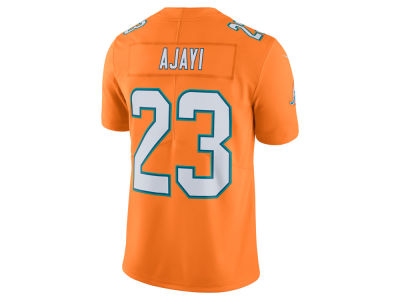 Miami Dolphins Jay Ajayi Nike NFL Men's Limited Color Rush Jersey