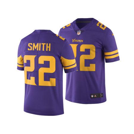 Minnesota Vikings Harrison Smith Nike NFL Men's Limited Color Rush Jersey