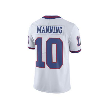 New York Giants Eli Manning Nike NFL Men's Limited Color Rush Jersey