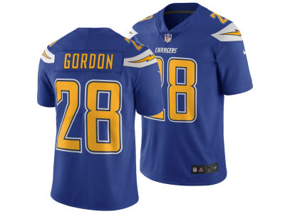 Los Angeles Chargers Melvin Gordon Nike NFL Men's Limited Color Rush Jersey