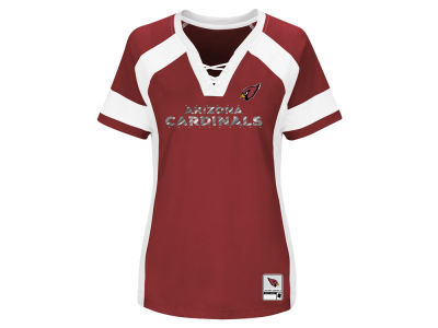 Arizona Cardinals Majestic 2017 NFL Women's Draft Me T-Shirt