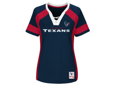 Houston Texans Majestic 2017 NFL Women's Draft Me T-Shirt