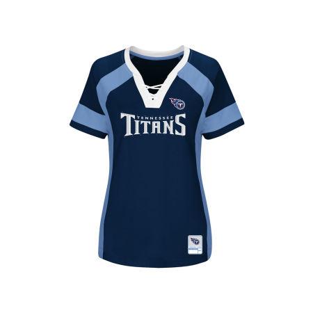 Tennessee Titans Majestic 2017 NFL Women's Draft Me T-Shirt