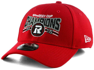 Ottawa RedBlacks New Era Grey Cup 2016 Champs Flex 39THIRTY Cap